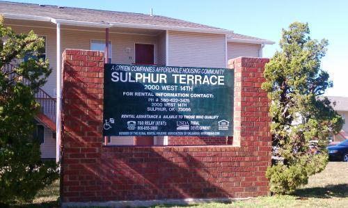 Sulphur Terrace Photo 1