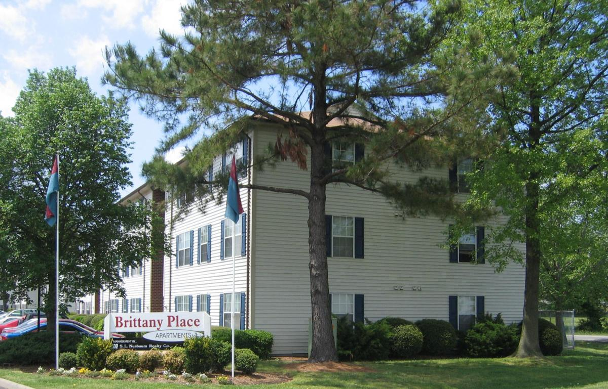 Brittany Place Apartments at 6143 Edward Street, Norfolk ...