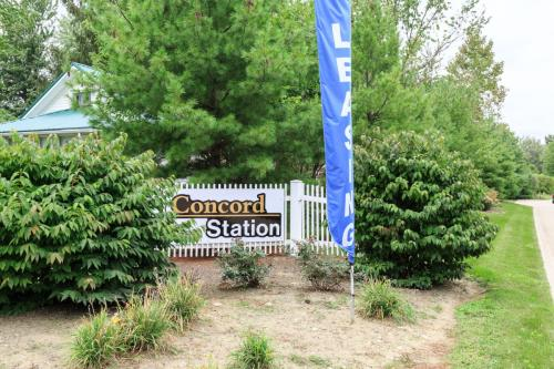 Concord Station Photo 1
