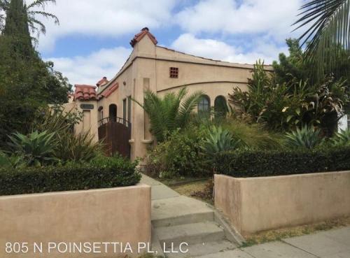 805 N Poinsettia Place Photo 1