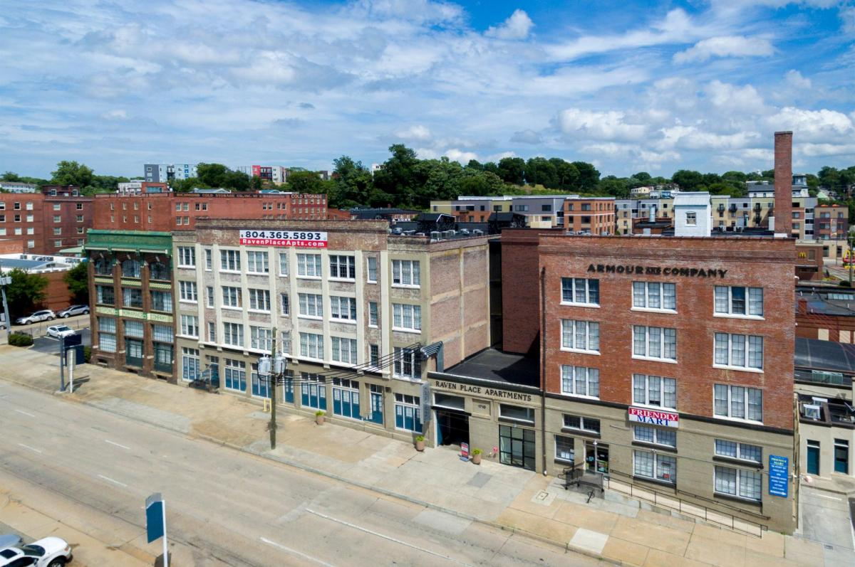 Raven Place Apartments at 1710 E Broad Street, Richmond ...
