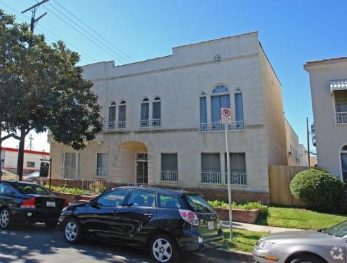 315 N Sierra Bonita Ave #205 Photo 1