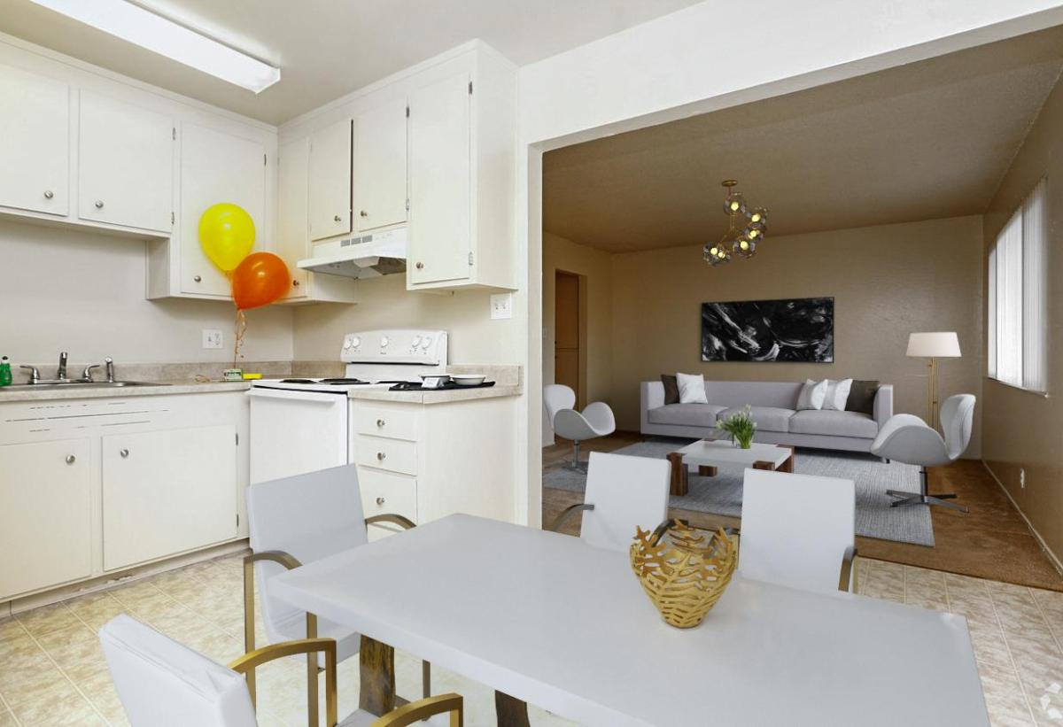 Garden Court Apartments - Alameda, CA from $1,950 per month ...