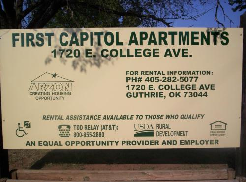 First Capitol Apartments Photo 1