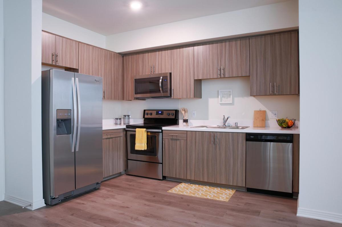 Aura Noho Luxury Apartments North Hollywood Ca From