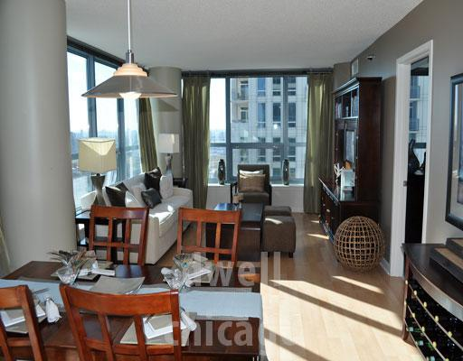 1255 S Michigan 1BR Photo 1