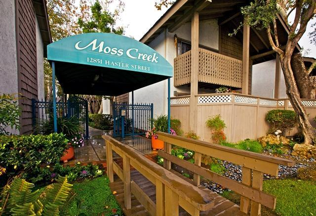 Moss Creek Apartments at 12851 Haster Street Garden Grove CA
