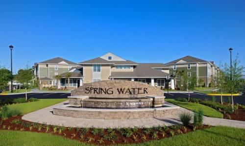Spring Water Apartments Photo 1