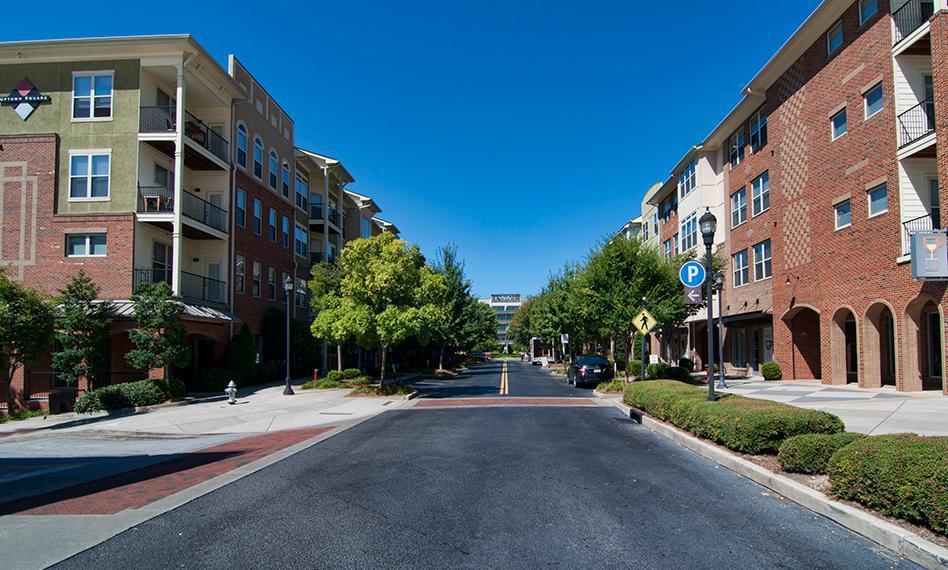 Uptown Apartments Atlanta Ga