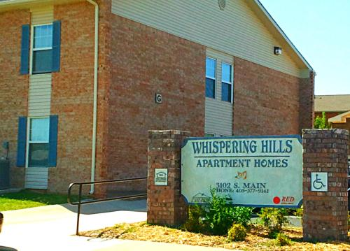 Whispering Hills Apartments Photo 1