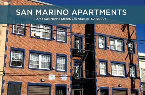 2743 San Marino Street Photo 1