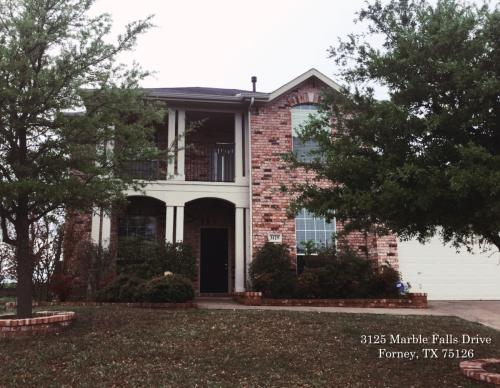 3125 Marble Falls Photo 1