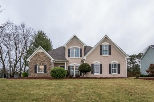 6115 Ivey Hill Drive Photo 1