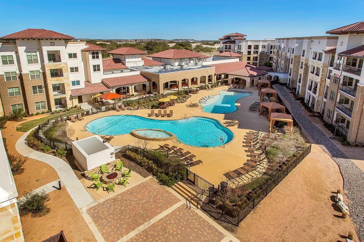 Villas At The Rim Apartments San Antonio Tx From 992
