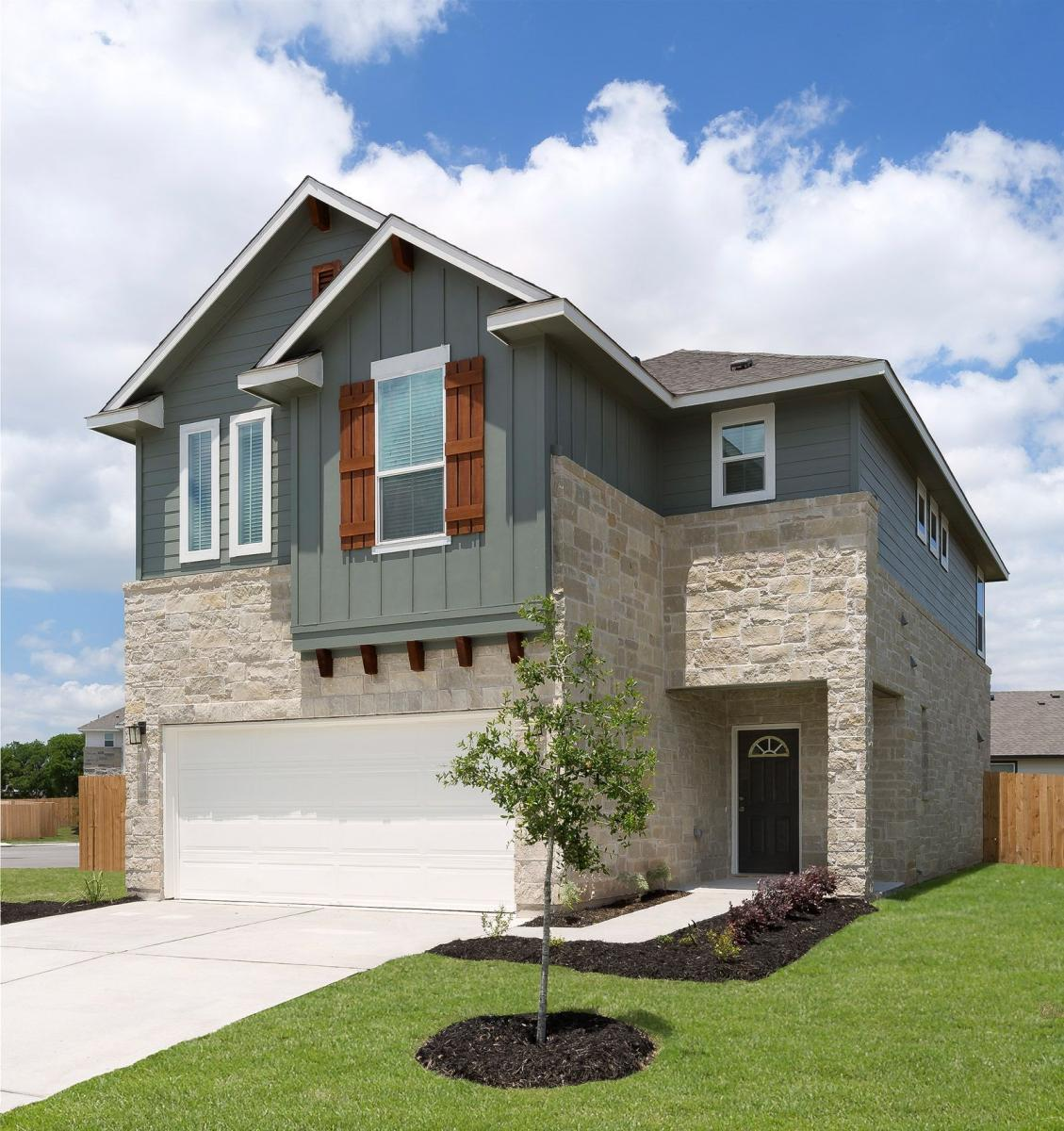 Legacy Rental Homes Apartments Pflugerville Tx From