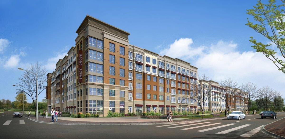 Bainbridge Shady Grove Metro At Frederick Road Rockville - Apartments in rockville md near metro