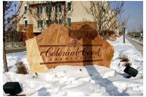 Colonial Court Apartments Photo 1