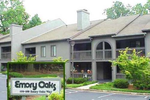 582 Emory Oaks Way #582 Photo 1