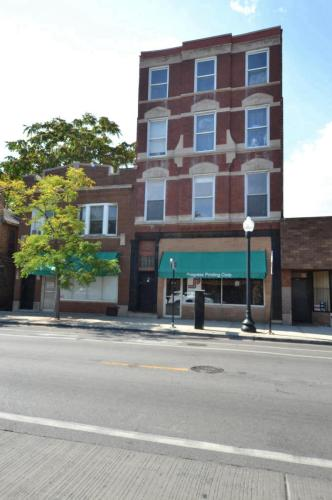 3324 S Halsted Street #3 REAR Photo 1