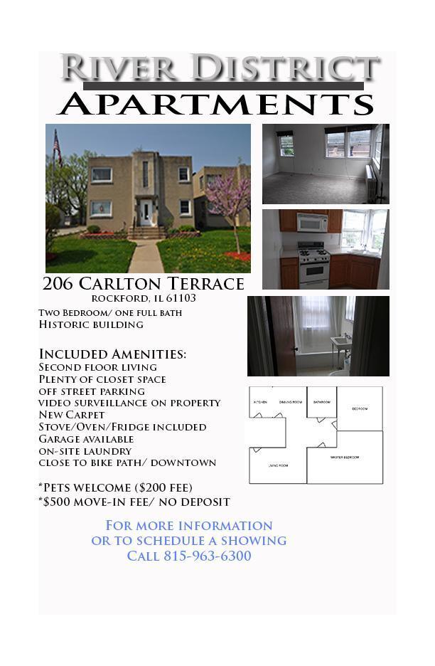 206 Carlton Terrace, Rockford, IL 61103 | HotPads