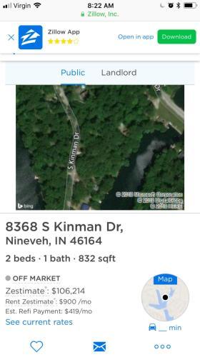 3863 S Kinman Nineveh #IN Photo 1