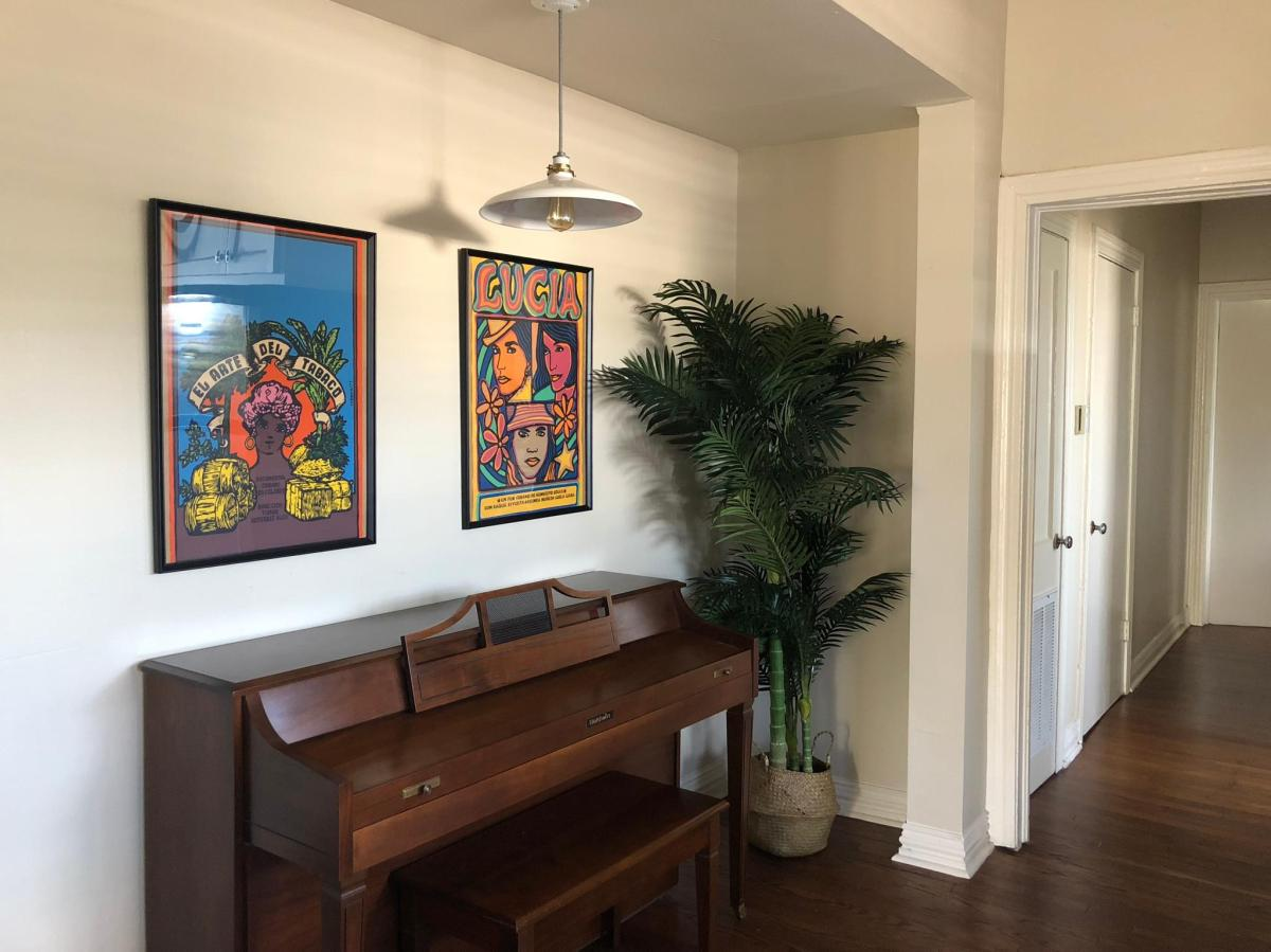 Dining Nook Has Been Used For A Narrow Table Before 1801 W 10th Street