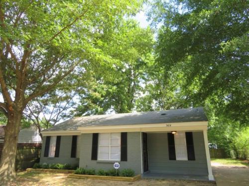 Memphis, TN 38118. Home For Rent. 3414 Point Pleasant Avenue Photo 1