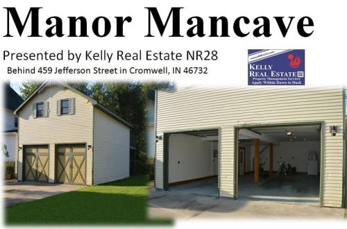 459 N Jefferson Street #GARAGE MANCAVE Photo 1