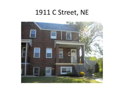 1911 C Street NE Photo 1