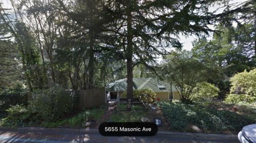 5655 Masonic Avenue Photo 1