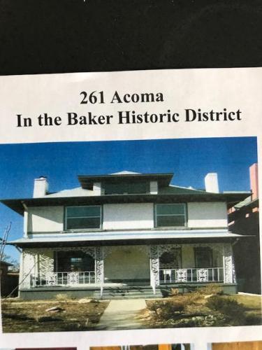 261 Acoma Street Photo 1