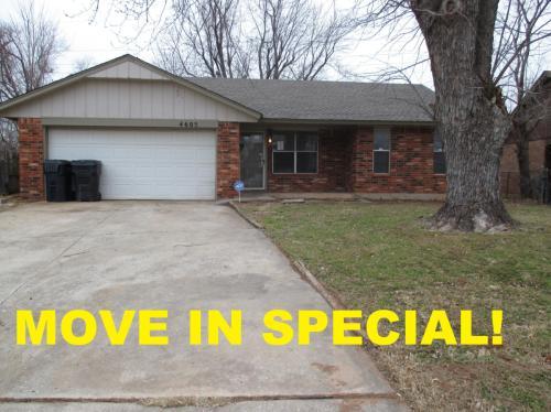 4605 Creekwood Drive Photo 1