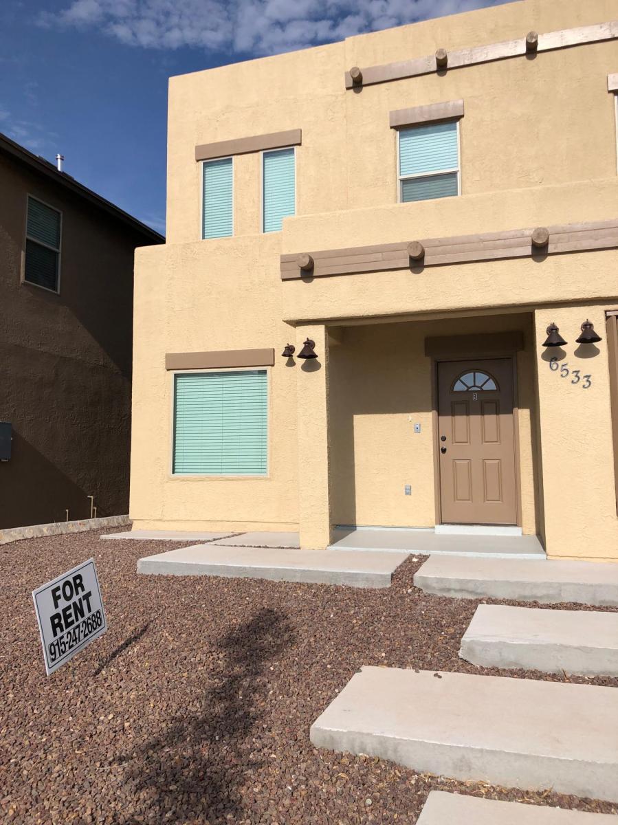 6533 Hoop Street Apt B El Paso Tx 79932 Hotpads