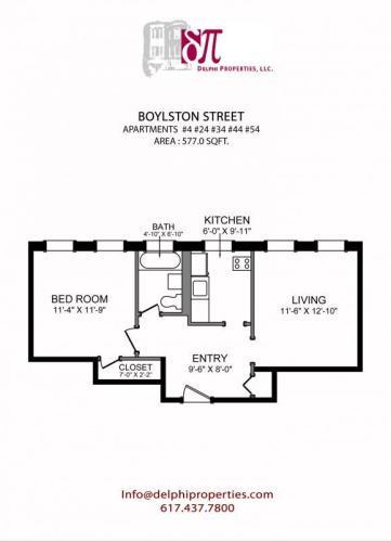 1197 Boylston Street Photo 1
