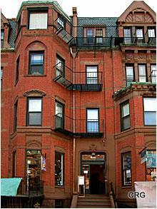 Newbury Street Photo 1
