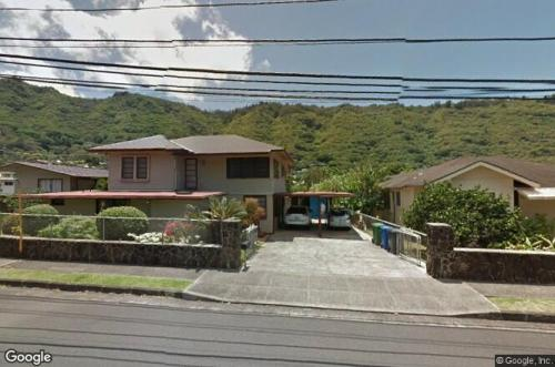 3123 E Manoa Road #UPSTAIRS Photo 1