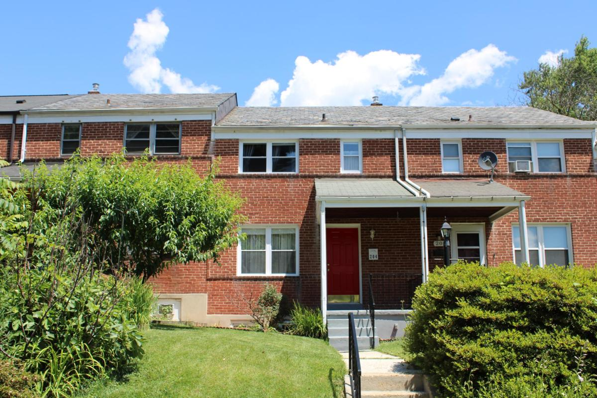 204 Linden Avenue Towson Md 21286 Hotpads