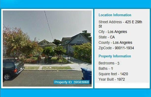 425 E 29th Street, Los Angeles, CA 90011 | HotPads