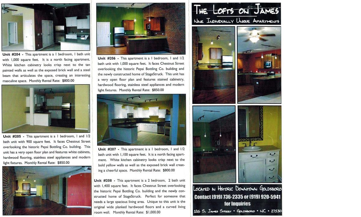 Apartment Unit 206 at 126 S James Street  Goldsboro  NC 27530   HotPads. Apartment Unit 206 at 126 S James Street  Goldsboro  NC 27530