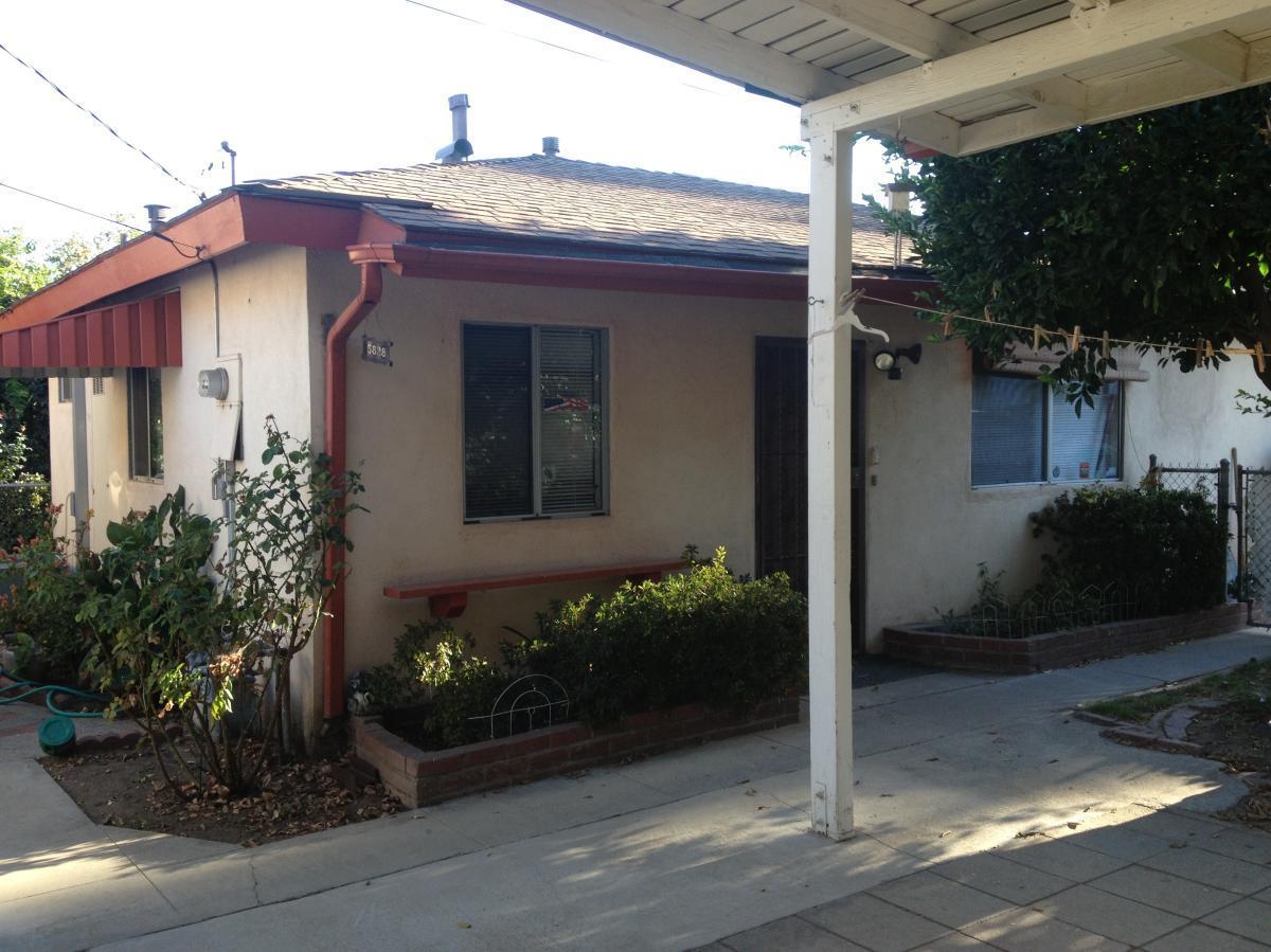 5828 Camellia Avenue #BACK HOUSE