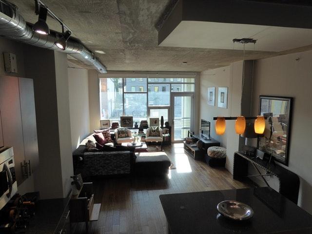 Living Room 929 Florida Avenue Nw 1001