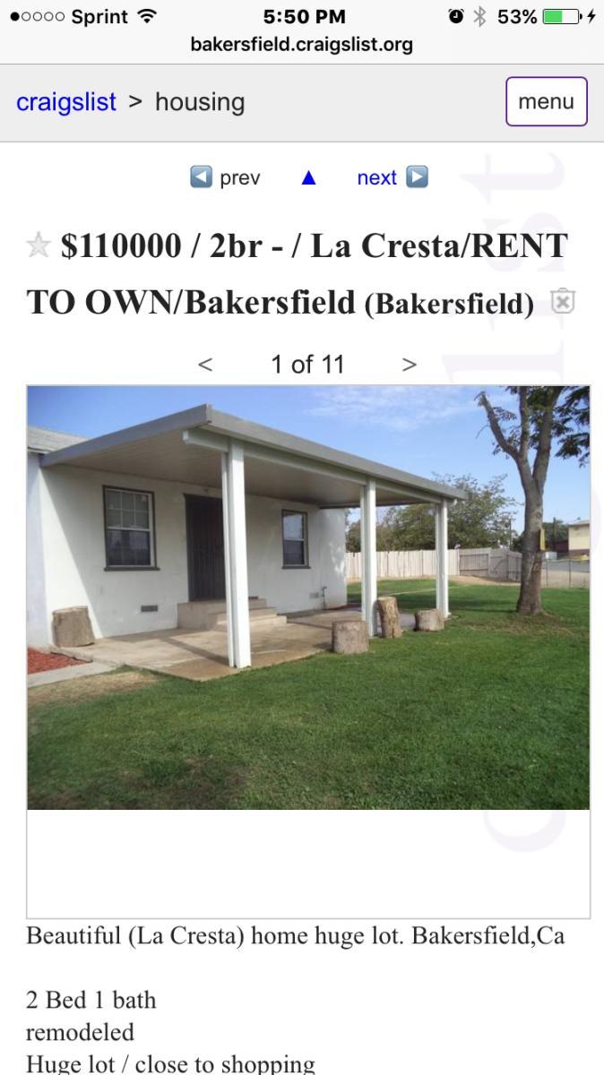 811 Skyline Avenue, Bakersfield, CA 93305   HotPads