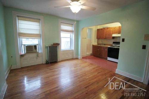 Amazing 1.5BR in Park Slope Brownstone! Photo 1