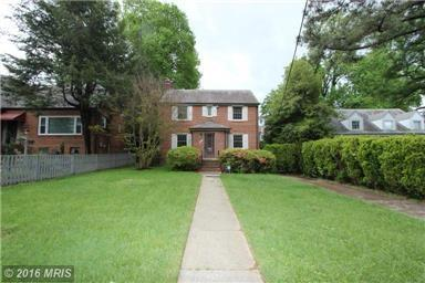 Lovely Detached Colonial Home Near Silver Spring Photo 1