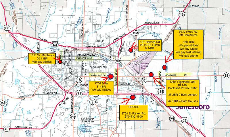 108 Holmes Road Apt 22, Jonesboro, AR 72401 | HotPads