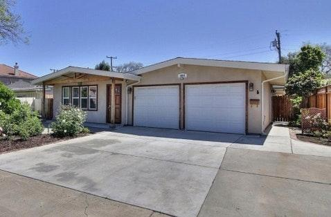 4 Bed 3 Bath Single Family Cupertino Home for Rent Photo 1