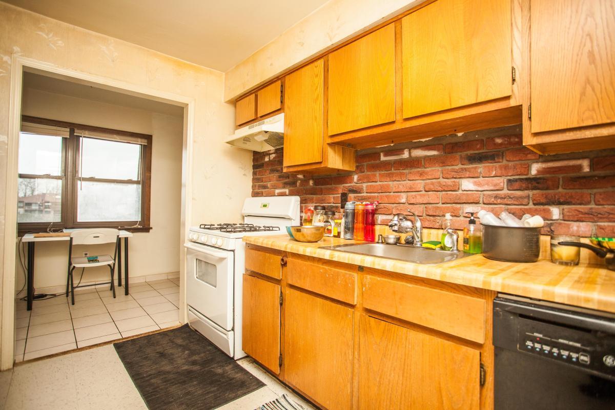 Kitchen 1511 raspberry court 3rd floor
