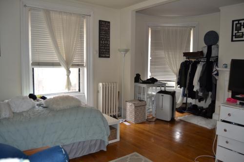 Fantastic sunny Mass Ave Back Bay studio for 9/... 1 Photo 1