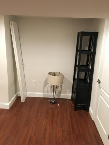 apartment unit basement at 18 evergreen avenue livingston nj 07039