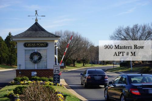 900 Masters Row #M Photo 1